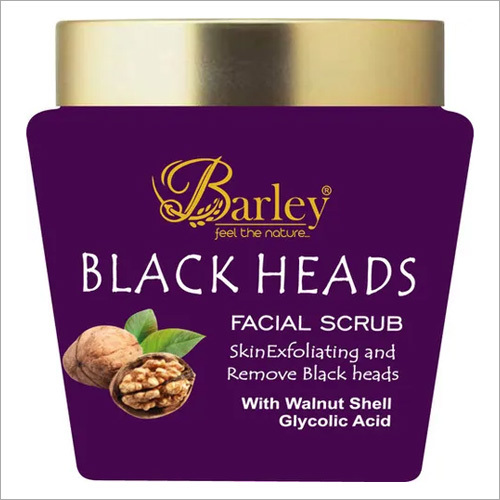 Black Heads Facial Scrub