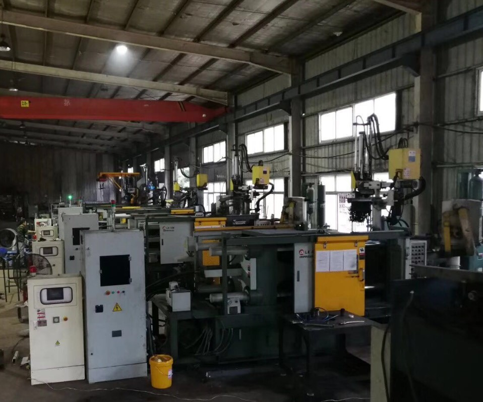 Die Casting Machine Auto Sprayer