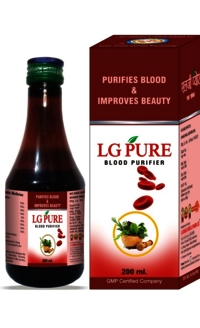 LG Pure Blood Purifier Syrup