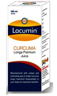 Lacumin Curcuma Longa Premium Juice