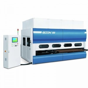 CNC Spraying Machine
