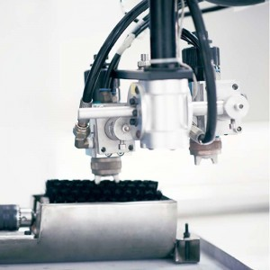 CNC Spraying Machine