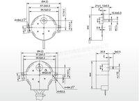 50SM21 Micro Motor