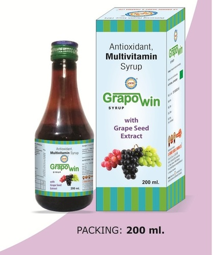 Grapowin Syrup