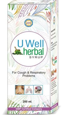 U Well Herbal Syrup & Oil