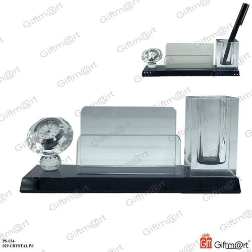 Promotional Crystal Pen Stand