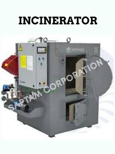 Industrial Incinerator