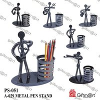 Metal Pen Stand For Corporate Gift