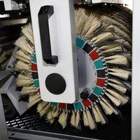 FK-G7-1100 Automatic Shaped Brush Machine