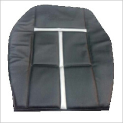 Cross Net PU Simple Seat Cover