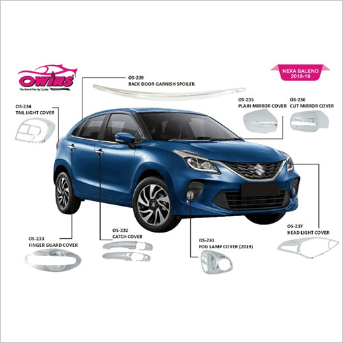 Nexa Baleno Accessories
