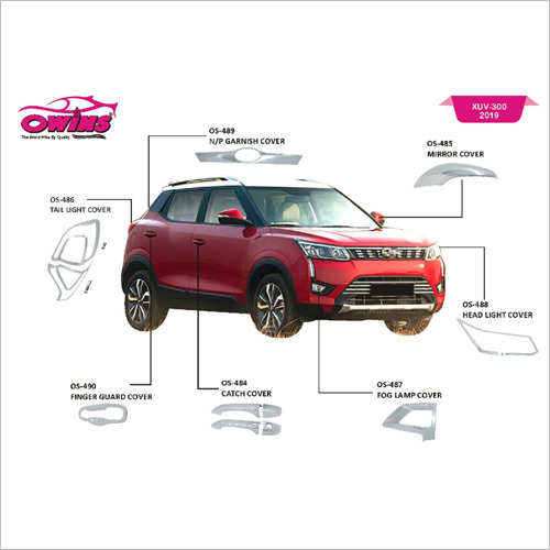 XUV 300 Accessories