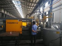 Die Casting Machine Single Arm Sprayer