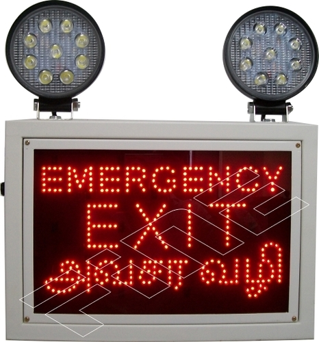 INDUSTRIALEMERGENCY LIGHT IEL EEAV LED18W