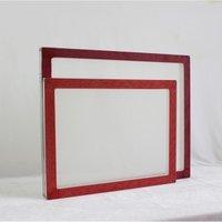 Aluminum Screen 23″ x 31″ with 130 White Mesh