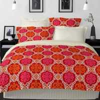 Digital Printed Bed Sheet Set