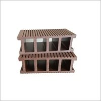 Plastic Outdoor WPC Decking