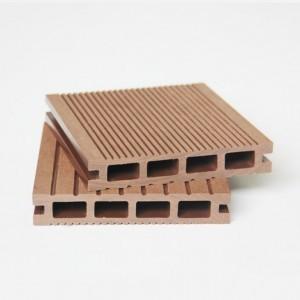 Wood Plastic Terrace Decoration Decking