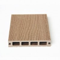 Wood Plastic Terrace Decoration Decking