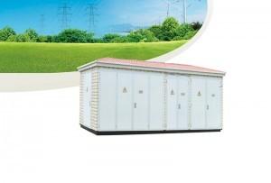 TYBW-40.5F European wind power box substation