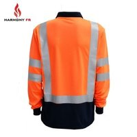 Knitted High Visibility Flame Resistant Clothing