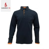 FR Long Sleeve Polo Shirt
