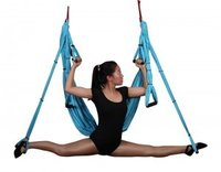 Aerial Yoga Swing – Ultra Strong Antigravity Yoga Hammock/Sling/Inversion Tool for Air Yoga Inversion Exercises