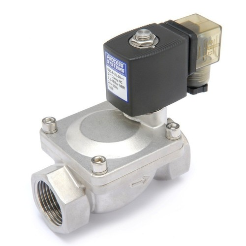 Single Solenoid Valve (Upto 40 KG)