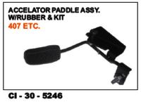 Accelerator Pedal Assy W/Rubber &  Kit  Tata 407