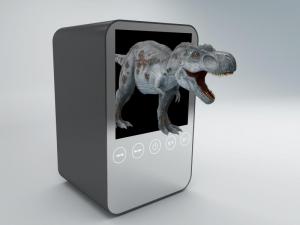 110inch 3D Air Display