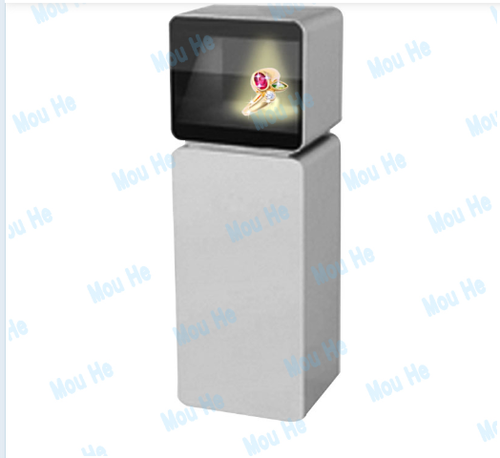 79inch 180 Degree Interactive Single Sided Hologram Display