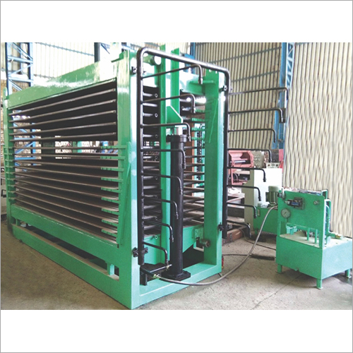 Core Dry Press Machine