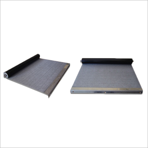 Polyurethane Coated Fabric Rollaway Covers
