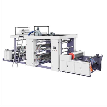 FLP-Series 4 Colors FLEXO PRINTING MACHINE