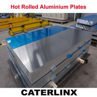 Hot Rolled Aluminium Plates 5083