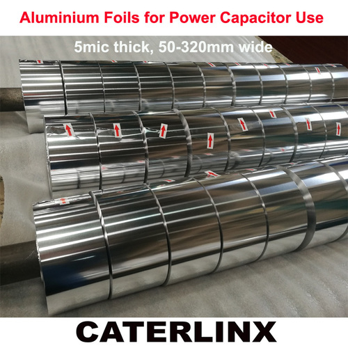 Aluminium Foils for Power Capacitor Application