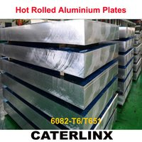 Hot Rolled Aluminium Plates 6082-T6