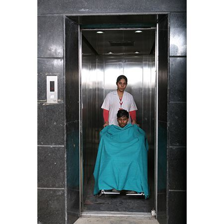 Hospital Passenger Lifts