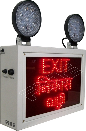 INDUSTRIAL EMERGENCY LIGHT IEL EVN LED 18W