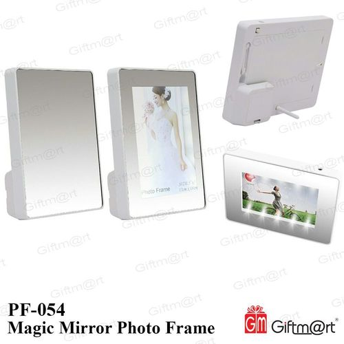 Magic Mirror Photo Frame For Corporate Gift