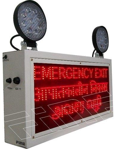 INDUSTRIAL EMERGENCY LIGHT - IEL EEAVAN LED18W