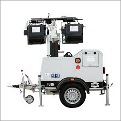 Rent/Hire Flood Mobile Light Tower Rental Services