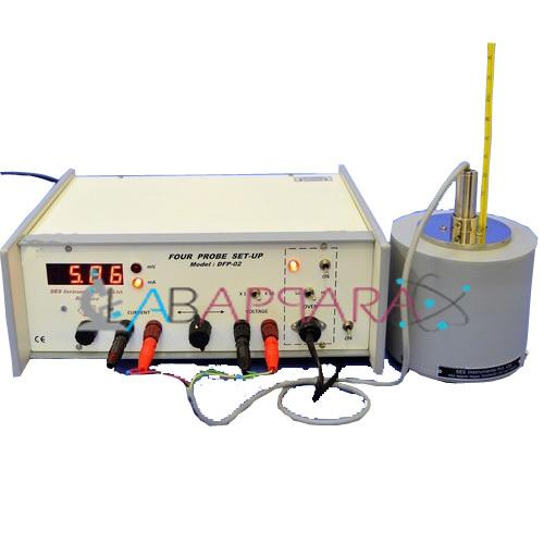 Measurement Of Resistivity Of Semiconductor