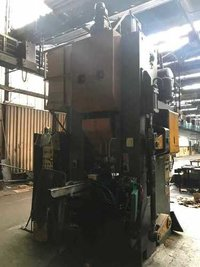 Agosto Colombo  400 Ton Knuckle  Joint Press