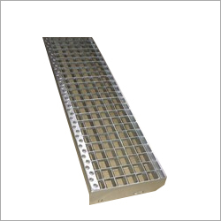 Light Duty Antiskid Stair Grating