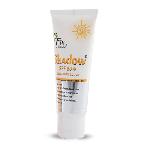50 ML Shadow SPF 80+ Sunscreen Lotion