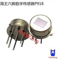 Digital Intelligent Pyroelectric Infrared Sensor P918