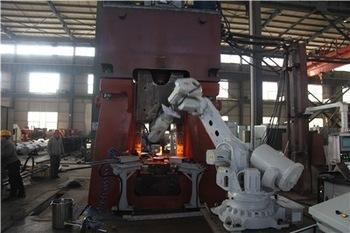31.5KJ CNC forging hammer for track link drop forging hammer india