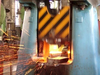 40kj hot forging hammer closed die drop hot forging hammer for sale