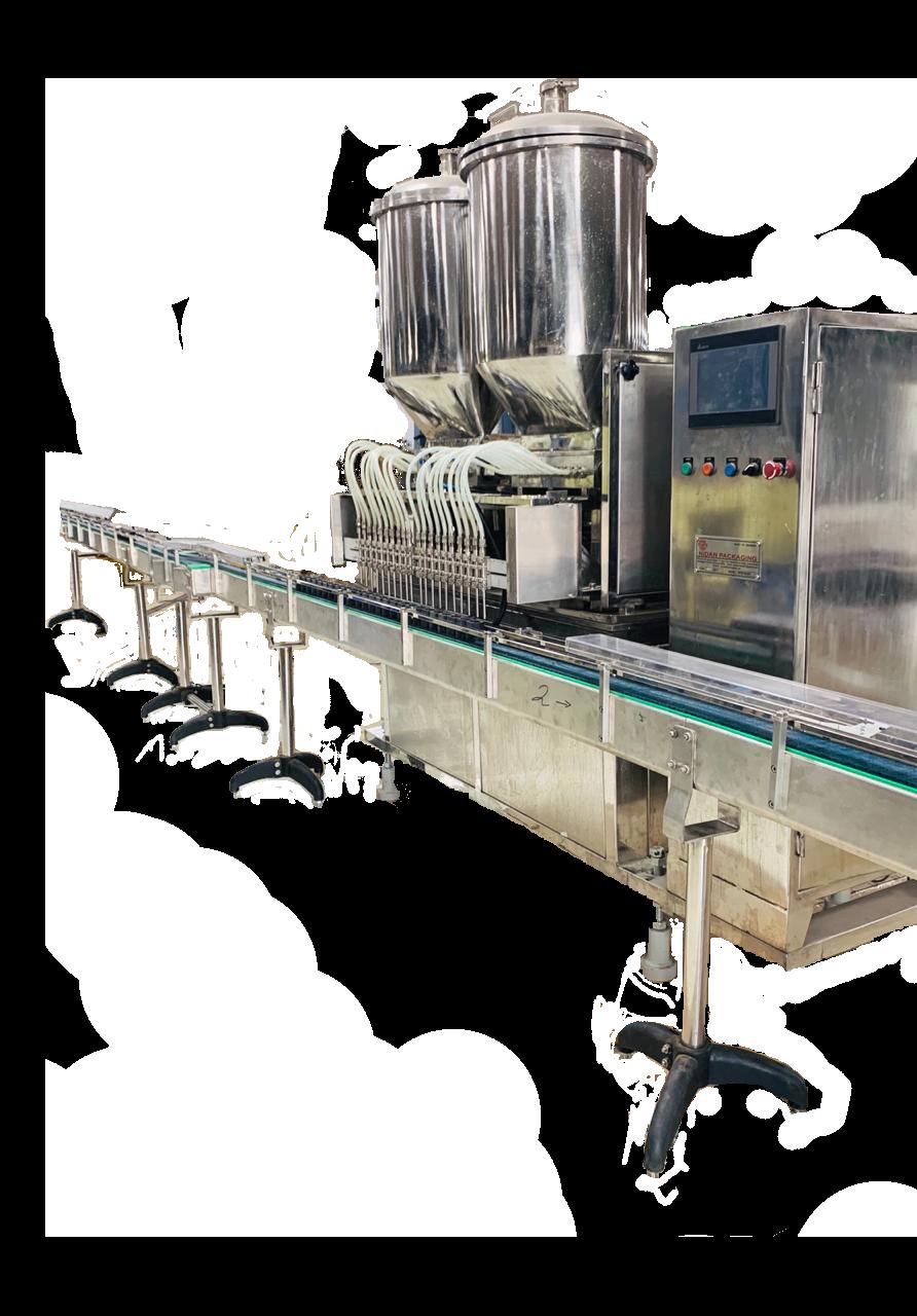 NPMH 1000 Multi Head Liquid Filling Machine